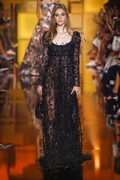 Elie Saab Haute Couture F/W 2015 Paris - GRAVERAVENS