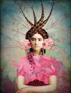 «Portrait in Pastell» de Catrin Welz-Stein