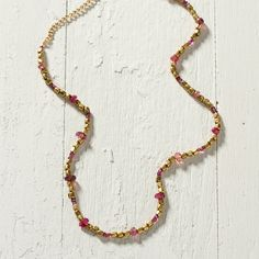 Strung Tourmaline Necklace in Sale SHOP Jewelry+Accessories at Terrain