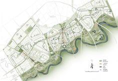 Gallery of 'Shenyang International Automobile City' Winning Proposal / SBA…