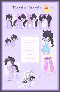 I'm exhausted _-_ Second FULL day spent on making this reference sheet of Shadow Twist. I wanted to draw her also as a bat pony, stallion, in galla dress, but I quit XD Maybe in future life I had n...