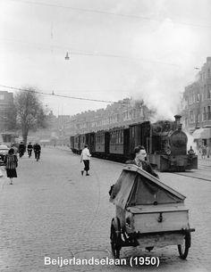 Beyerlandselaan. 1950