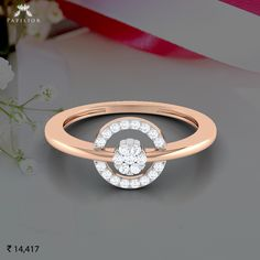 We Love Jewelry as much as you do, which is why we know you'll love this too!    #diamondringprice #goldringprice #diamondrings #goldrings #redgoldrings #ring