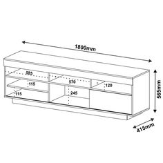 Rack Treviso Branco - Artely no Shoptime Study Table Designs, Tv Stand Designs, Tv Unit Furniture, Wood Pallet Furniture, Tv Wall Design, Tv Unit Design, Small Woodworking Projects, Woodworking Plans, Muebles Rack Tv