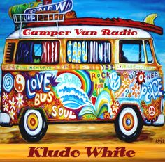 Jay zs blueprint has returned to apple music magical music camper van radio by kludo white summer surf themed campervan music cdpop art mod spectacular radio show malvernweather Gallery