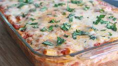 """Over the top baked ziti recipe loaded with over 10 different cheeses, 3 kinds of meats,..."