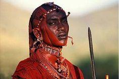 Maasai warrior (courtesy of Mara Plains Camp)