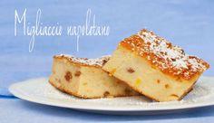 Migliaccio, torta di semolino e ricotta