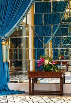 ''Jumeirah Zabeel Saray'' by Arketipo Design #Interior #Restaurant #Curtain