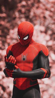 Marvel Comics, Hero Marvel, Marvel Art, Man Wallpaper, Avengers Wallpaper, Mobile Wallpaper, Spiderman Kunst, Spiderman Marvel, Spiderman Costume