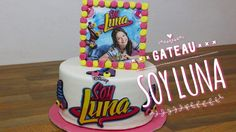 GÂTEAU SOY LUNA DISNEY ENJOYPHOENIX - YouTube