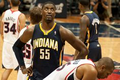 Indiana Pacers: Did Roy Hibbert Deserve The Defensive Player Of The Year Award?