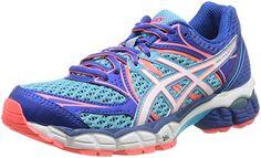 Asics Gel Pulse 6 - Zapatillas de running para mujer, color Turq/Wht/El.Mel, talla 38 - http://paracorrer.com/producto/asics-gel-pulse-6-zapatillas-de-running-para-mujer-color-turqwhtel-mel-talla-38/