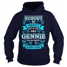 GENNIE T-Shirts & Hoodies