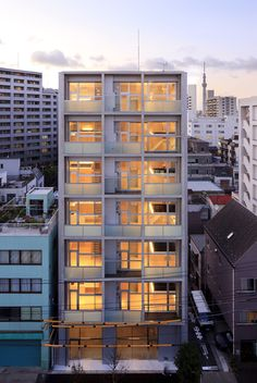 Good Design Awards 2012 | INGEN rental apartments by Akio Yachida