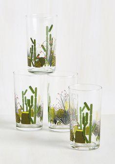 Houseplant the Idea Glass Set