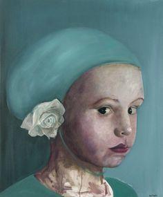 "Ana Fuentes, ""The birthday photo"" on ArtStack #ana-fuentes #art"