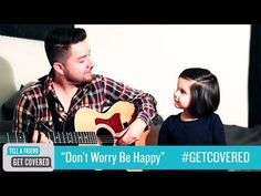 Don't Worry Be Happy Acoustic Cover (Jorge and Eliana Narvaez)