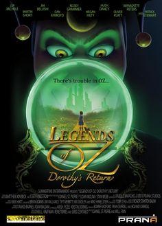 Legends of Oz: Dorothy's Return (2013 Latino)   Películas Latino