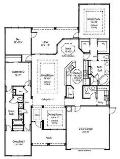 Award Winning Energy Saver Plus Home Plan (HWBDO69663) | Country House Plan  From