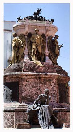 Basilica De Santo Domingo, barrio de San Telmo, Ciudad autonoma de Buenos Aires, Argentina