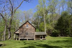 Historical homestead in Cades Cove
