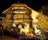 Franz Klammer 60 igster Geburtstag im Pulverer - Glühweinempfang vor der Terrasse des Haubenrestaurant Loystub'n #fk60