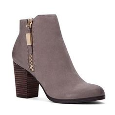 Aldo Shoes Ankle Boots Mathia color: Grey