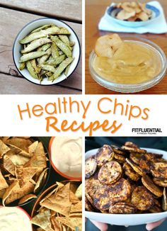 Healthy Chips Recipes