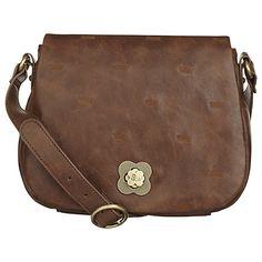 Buy Nica Lulu Flap Over Cross Body Handbag Online at johnlewis.com Across Body  Bag e56ea6dc3b355