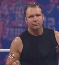 Dean Ambrose Looks Adorable With His S Back