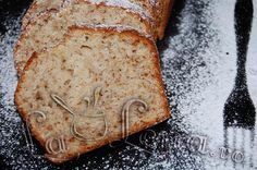 Chec cu banane (Banana Bread) Banana Bread Recipes, Food And Drink, Cooking Recipes, Sweets, Desserts, Check, Banana, Tailgate Desserts, Deserts