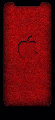 The iPhone X/Xs Wallpaper Thread - Page 40 - iPhone, iPad, iPod Forums at iMore. Apple Wallpaper Iphone, Phone Screen Wallpaper, Red Wallpaper, Mobile Wallpaper, Supreme Iphone Wallpaper, Iphone Homescreen Wallpaper, Black Apple Logo, All Iphones, Ios Wallpapers