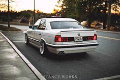 BMW 5 Series E34 (1988–1996) - Ralph Ruiz's E34