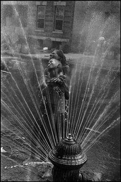 Harlem, NY. 1963  Leonard Freed