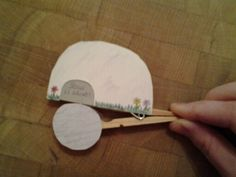 Easter craft - Jesus is risen!