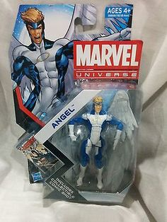 Marvel universe #x-men #angel #action figure 3.75 inch scale toy ,  View more on the LINK: 	http://www.zeppy.io/product/gb/2/151986700068/