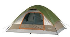 What is life but a great adventure, so take the scenic route and get out there with this Wenzel x Pine Ridge Person Dome Camping Tent loaded up in your trunk. The Pine Ridge features \D\ style doors Color: White.