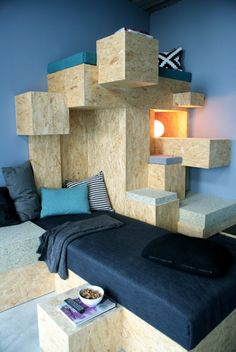 Living in a shoebox   This Danish house boasts creative and playful solutions