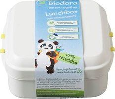 GreenPicnic Lunchbox klein van 100% recyclebaar Bioplastic