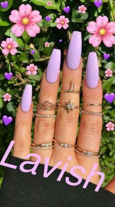Fantastic Acrylic Nail Designed Ideas nails styles beautiful cute Fantastic Acrylic Nail Designed Ideas nails styles beautiful cute,Nageldesign Fantastic Acrylic Nail Designed Ideas nails styles beautiful cute Related posts:TIK. Aycrlic Nails, Cute Nails, Pretty Nails, Hair And Nails, Nails 2016, Fall Nails, Spring Nails, Purple Nail Designs, Best Nail Art Designs