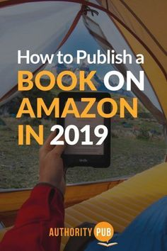 If you have a book and aren�t sure how to publish a book on Amazon, you�re in the right place.The changes over the last year alone have made this updated step-by-step guide to publishing on Amazon a much-needed resource for the self-publishing author.