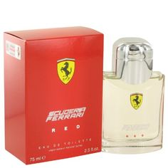Introducing Ferrari Scuderia Red by Ferrari Eau De Toilette Spray 25 oz for Men. Great Product and follow us to get more updates!
