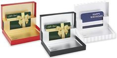 Gift Card Boxes, Wholesale Gift Card Boxes in Stock - ULINE