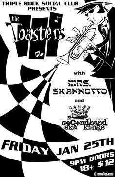 Triple Rock Social Club presents The Toasters