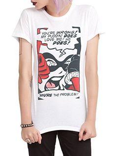 Harley quinn shirt ❤