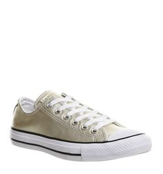 515d0c19e7e2 Converse All Star Low Leather ( 84) ❤ liked on Polyvore featuring shoes