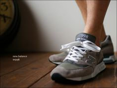 New Balance MADE IN USA M998 GY