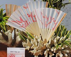 Our most popular beach wedding fans! Complement your beach wedding with our beautifully designed Coral Reef Bamboo Hand Held Fan Favors. Wedding Program Fans, Wedding Fans, Wedding Ideas, Dream Wedding, Wedding Planning, Wedding Inspiration, Cuba Wedding, Wedding Ceremony, Wedding Stuff