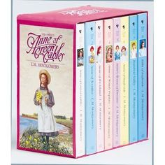 Complete Anne of Green Gables by Lucy Maud Montgomery